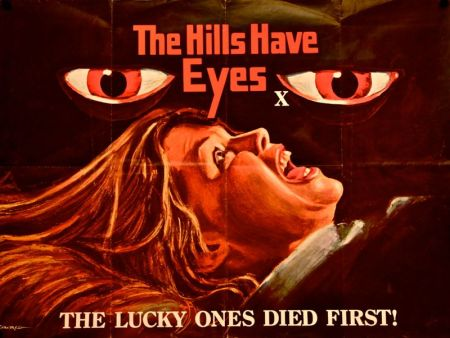The Hills Have Eyes (original teaser) Quad